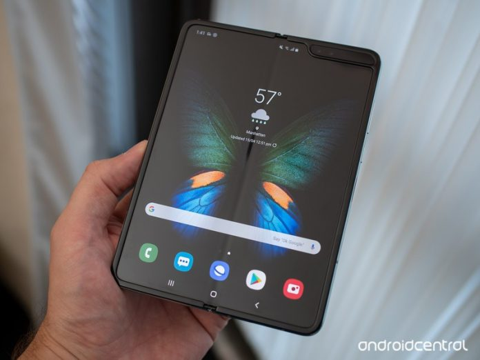 What do you think about the Galaxy Fold's display issues?