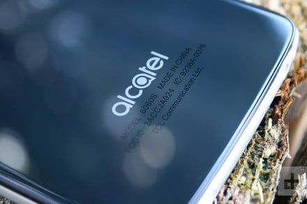 The Avalon V is Alcatel's first Verizon-exclusive smartphone