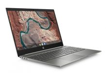 The number pad on HP's Chromebook 15 makes spreadsheet work a breeze