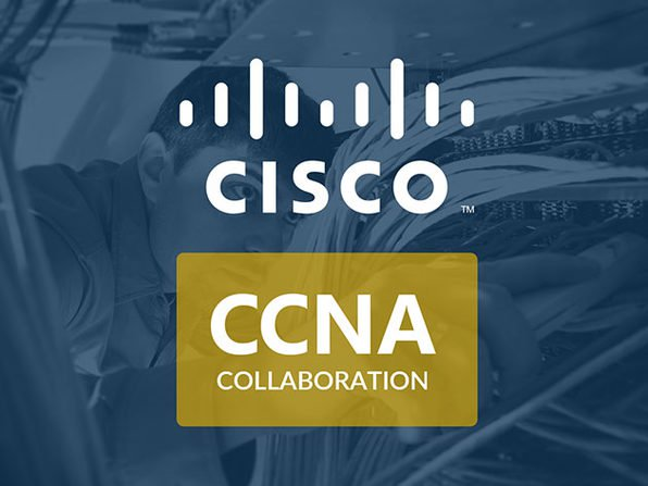 Learn how to harness Cisco CCNA Collaboration technologies for just $19