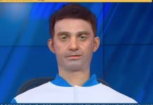 Russia's robot news anchor gives human TV presenters hope