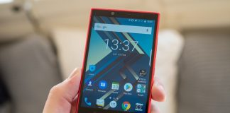 BlackBerry KEY2 Red Edition is now on sale in the U.S. for $700