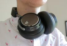 These $100 noise-canceling Bluetooth headphones are surprisingly great