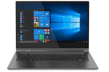Lenovo's Yoga C930 sale drops a $650 discount on its 2TB SSD laptop