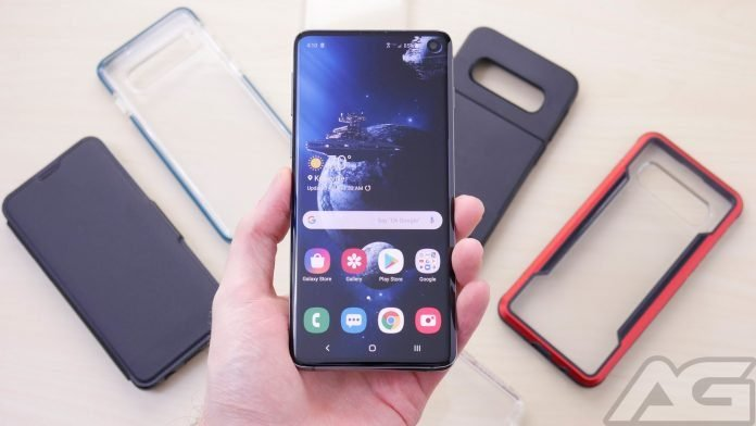 Great cases to protect your Samsung Galaxy S10