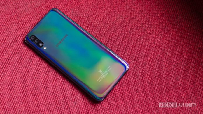 Samsung Galaxy A70 hands-on: The A-series grows up