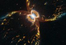 Happy birthday, Hubble! Telescope celebrates with image of Southern Crab Nebula