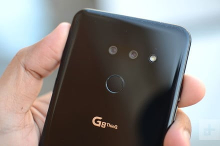 LG reportedly files patent for triple selfie camera on smartphone