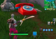 Dial up! How to Find the two Telephones in Fortnite