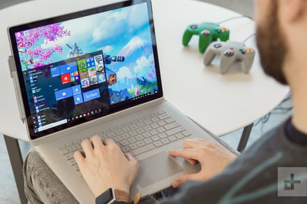 Microsoft deal takes up to $400 off select Surface Book 2 laptops