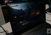 Asus ROG Zephyrus S GX502 hands-on review