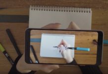Google Creative Lab's new AR experiment helps you learn how to draw
