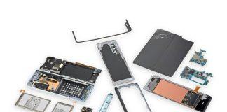 iFixit Teardown of Samsung Galaxy Fold Reveals Likely Design Flaw