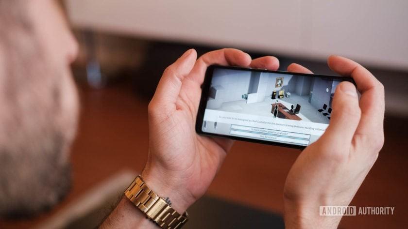 Huawei P30 gaming