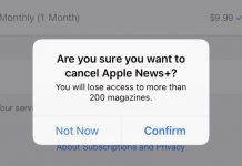 PSA: Make Sure to Cancel Apple News+ If You Signed Up for a Free Trial After Apple's March 25 Event and Don't Want to be Charged