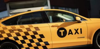 Japanese taxis will use facial recognition to target you with ads as you ride