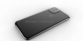 Latest Renders of 2019 iPhone Show Camera Bump Integrated Into Rear Glass