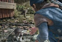 How to raise your trust and earn a good reputation with camps in Days Gone