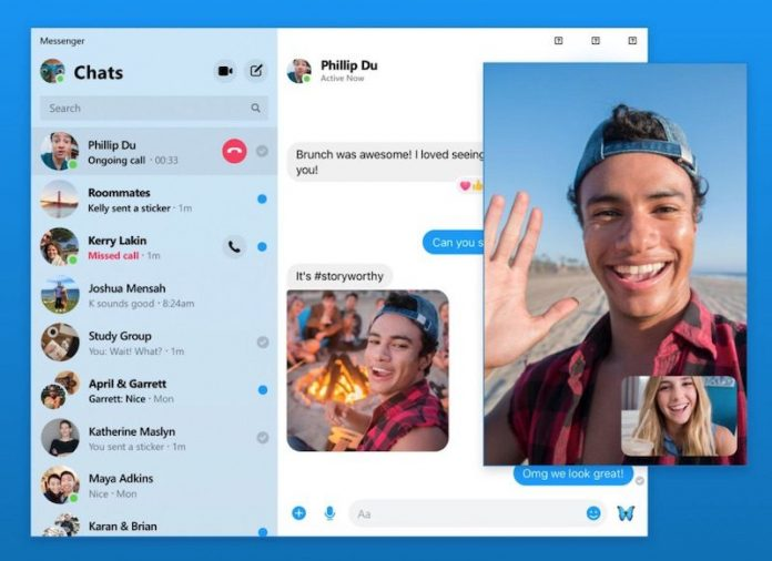 Facebook Messenger to Launch on Mac Later This Year