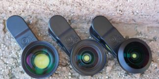 Black Eye Pro Kit G4 lens review: Clip-on lenses expand your phone's potential