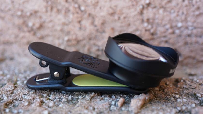 Black Eye Pro Kit G4 review wide angle side