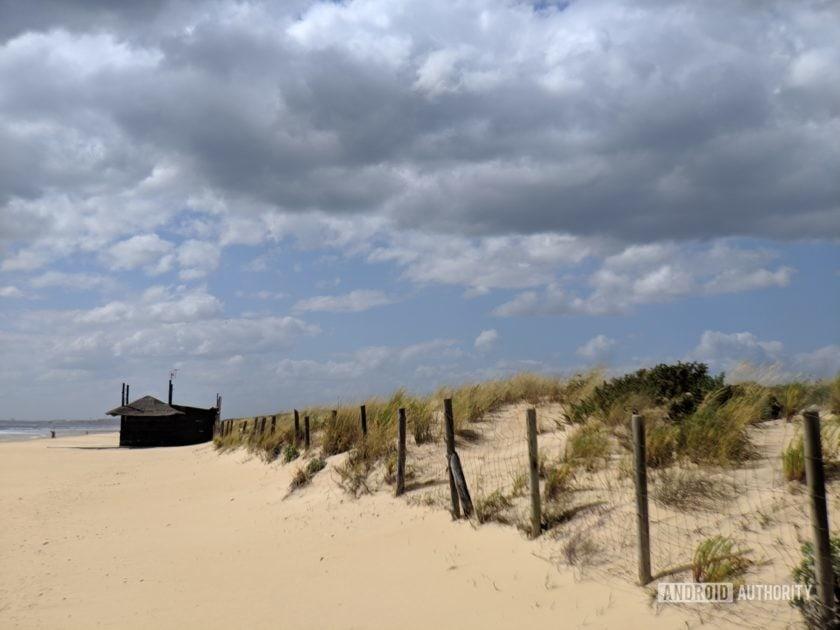 Black Eye Pro Kit G4 review - beach telephoto
