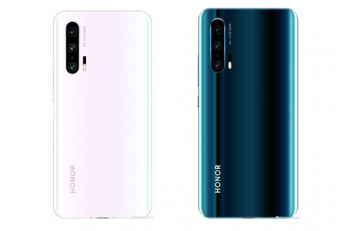 New pics of Honor 20 Pro emerge ahead of May 21 event