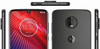 New leaks shows best look of Moto Z4; including headphone jack