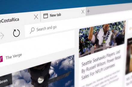 Internet Explorer will find a new home in Microsoft's Edge browser
