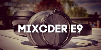 Mixcder E9 headphones review