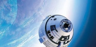 Boeing shows off Starliner test ahead of launch this summer