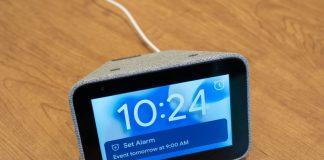 It sure looks like the Lenovo Smart Clock is launching soon