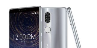 Coolpad debuts Legacy flagship phone for Metro