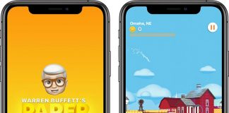 Apple's New Warren Buffett Game Pulled From App Store Outside of United States