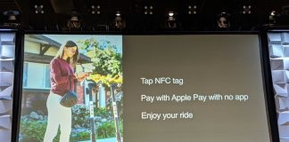 Apple Announces Support for NFC Tags That Trigger Apple Pay