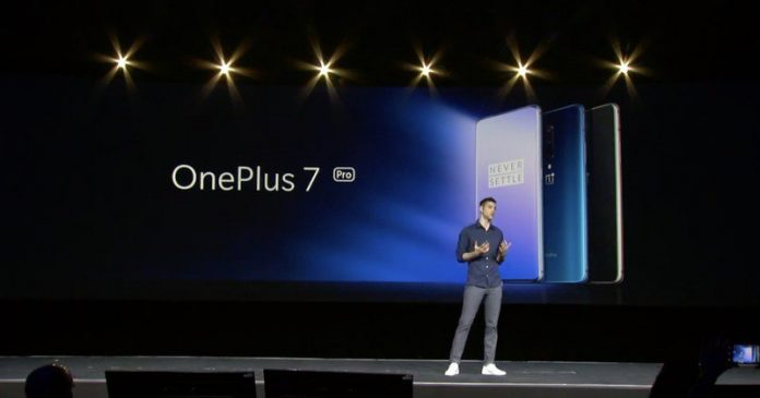 The OnePlus 7 Pro will be available on May 17 for $669