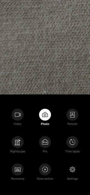 OnePlus 7 Pro camera app 3