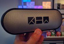 Kew Labs K1 bluetooth speaker review