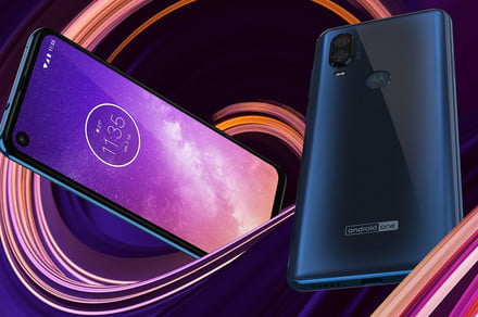 The Motorola One Vision is a 21:9 Android One phone with a 48-megapixel camera