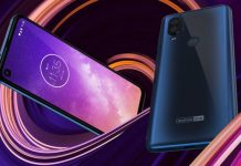 Meet the Motorola One Vision: Big screen, big storage, and 48-MP camera