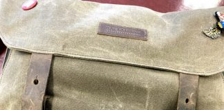 Waterfield Vitesse messenger bag review: the perfect bag?