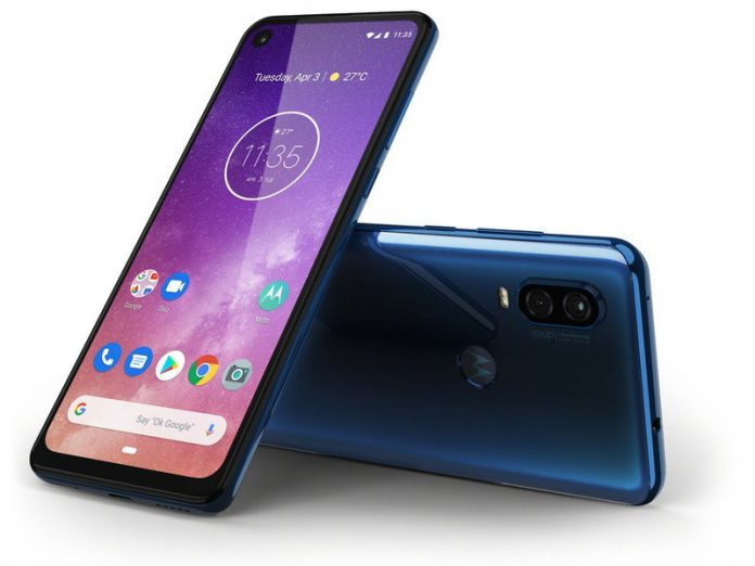 The new Motorola One Vision makes watching media the biggest priority