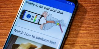 Think your kid might have an ear infection? This app can confirm it