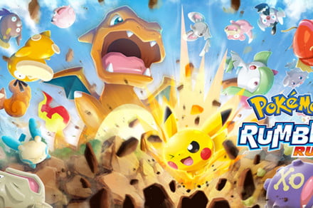Free-to-start mobile game Pokémon Rumble Rush is live in Australia
