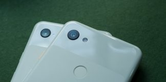 Can anybody touch the Pixel's camera experience?