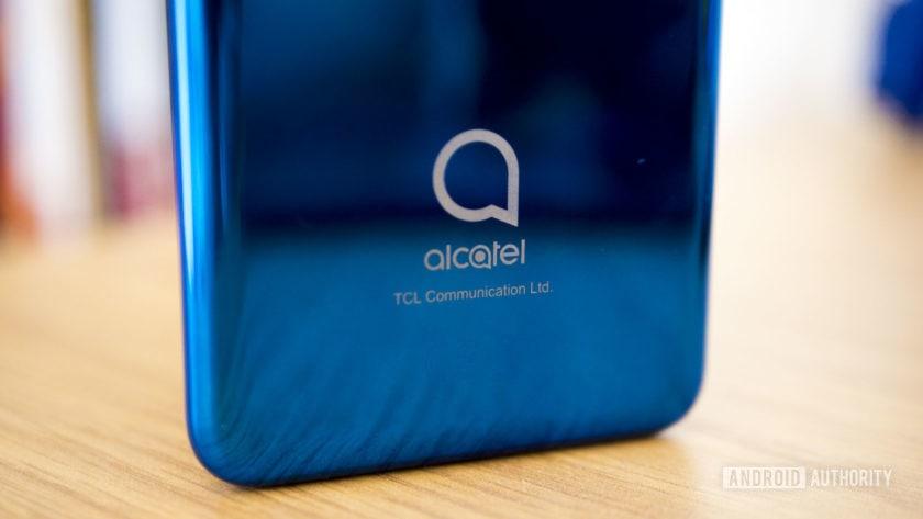 Alcatel 3 logo