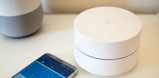 Is Google Wifi a good solution for a tall home?