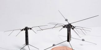 USC's penny-sized robotic bee is the most sci-fi thing you'll see all week