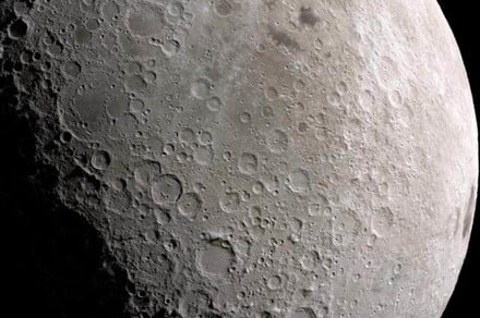 Chang'e 4 mission may have found minerals from beneath the surface of the moon