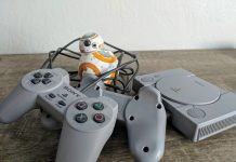 There are at least two good options for wireless control of the PS Classic